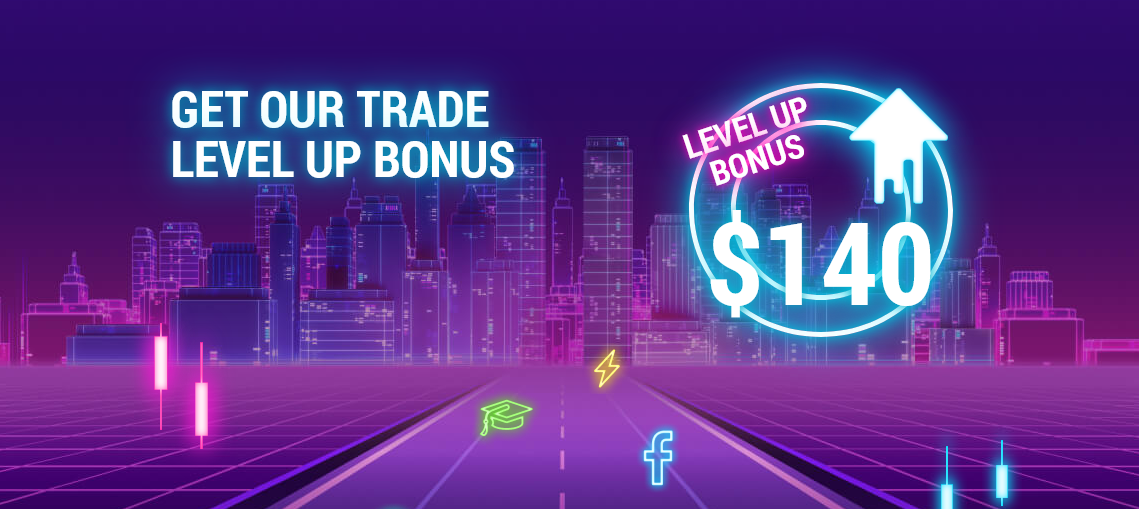 FBS Announced $140 Level up No Deposit Bonus Offer