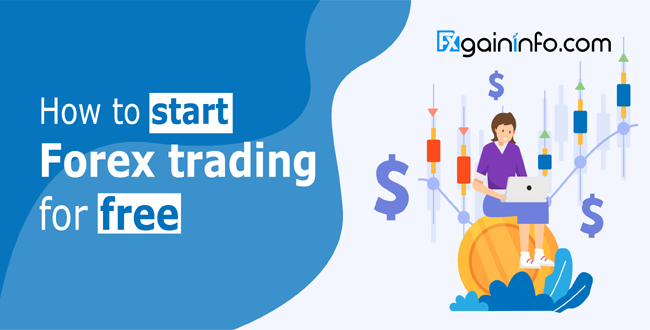 How to start forex trading for free