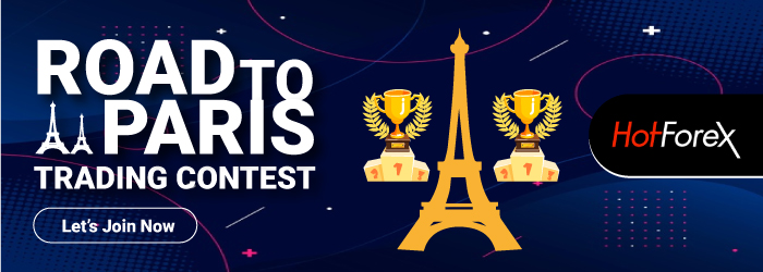 Partake in Road to Paris Trading challenge on HotForex