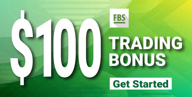 Get Free $100 USD Forex No Deposit Welcome Bonus on FBS