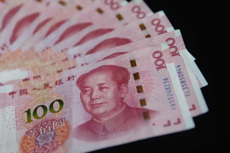 Chinese Yuan Strengthens Against USD on Upbeat GDP, Retail Sales