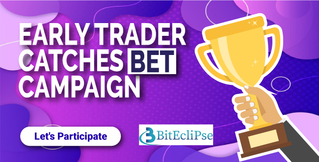 Take BitEclipse Tokens to Join Bet Campaign