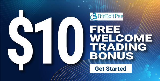 Grab your $10 Welcome Trading Bonus on BitEcliPse