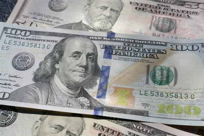 Dollar bogged down as investors turn to Congress for stimulus