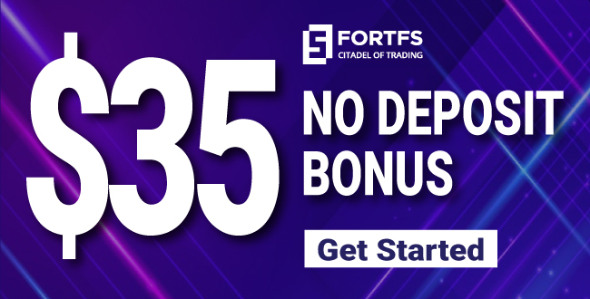 Receive an Incredible $35 No Deposit Welcome Bonus on FORTFS