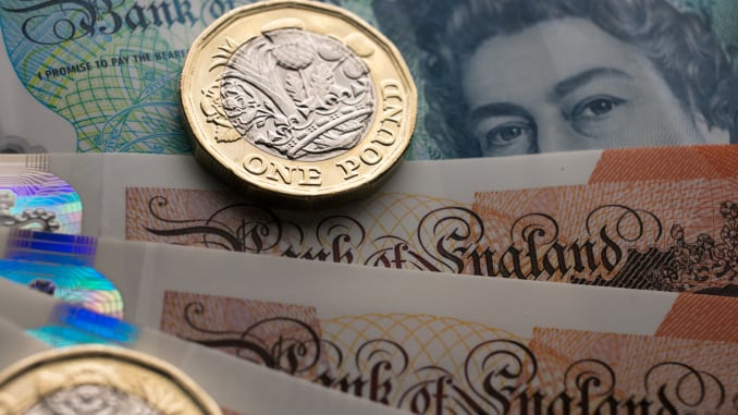 Pressure on Pound as Dollar Forex Market Rises