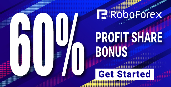 Get an Incredible 60% Profit Share Bonus on RoboForex