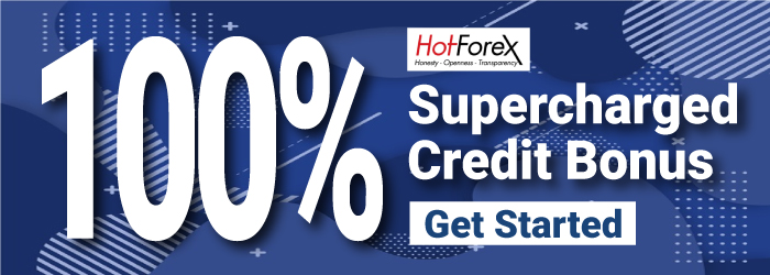 100% Supercharged Trading Reward Bonus on HotForex