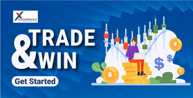 Get an Exclusive Giveaway from trade and win on XtreamForex