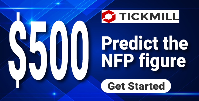 Predict NFP Machine and Get $500 on Tickmill