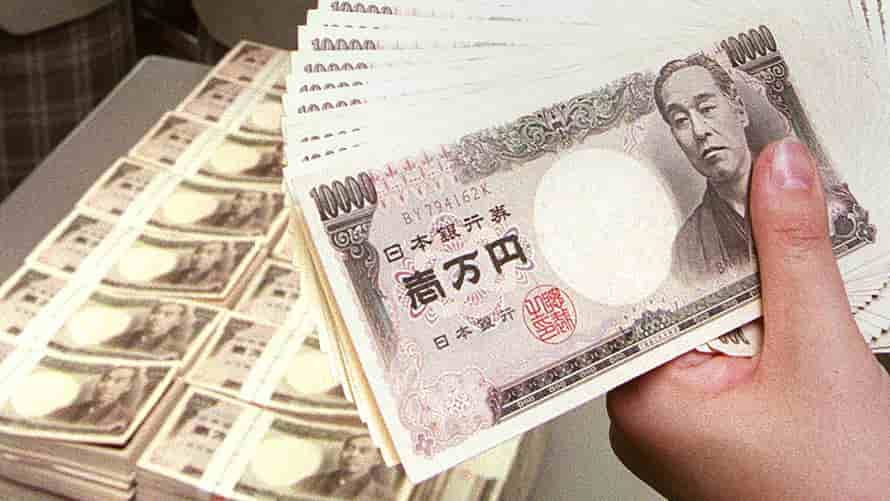Japan official says no comment on forex then makes on