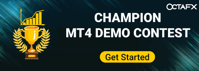 Get $500 To Participate in Champion Demo Contest on OctaFX