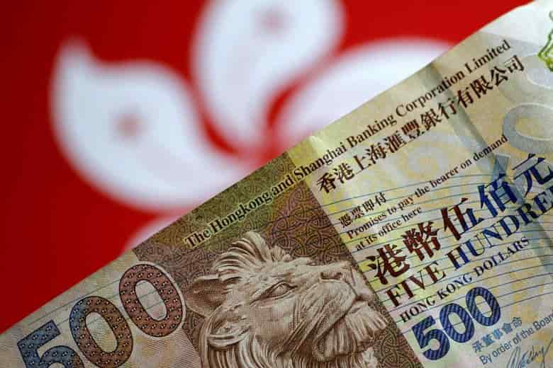 Hong Kong forex intervention hits highest since 2009 financial crisis