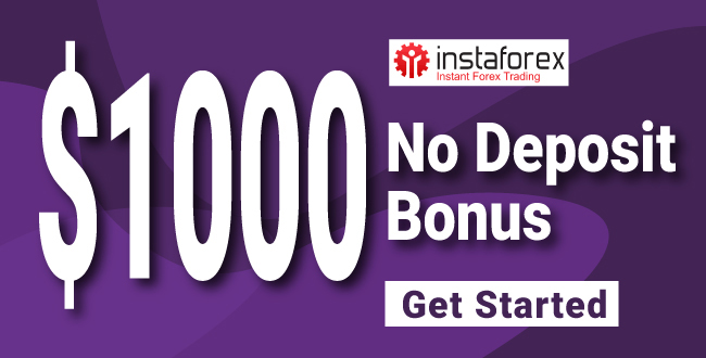 Get Amazing Free 1000 USD No Deposit Bonus from InstaForex