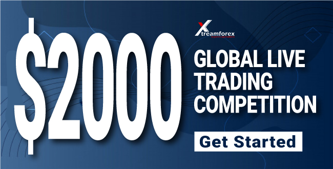 Get $2000 to take part in Live Trading Contest on XtreamForex