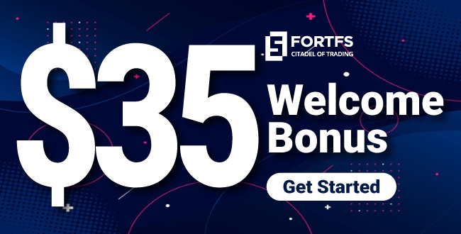 Receive Free $35 Welcome (No Deposit) Bonus on FortFS