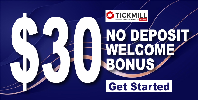 Get Free $30 Forex No Deposit Welcome Credit on Tickmill