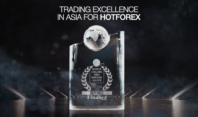HotForex wins Decade of Excellence Forex Brokerage Asia 2020