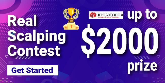 Win $2000 to Partake Real Scalping Demo Contest on InstaForex