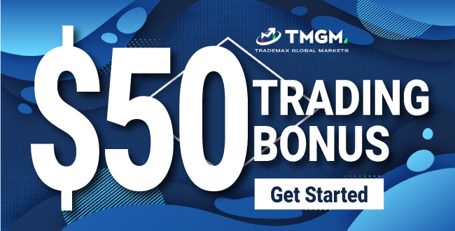 Receive $50 Forex No Deposit Trading Bonus on TMGM