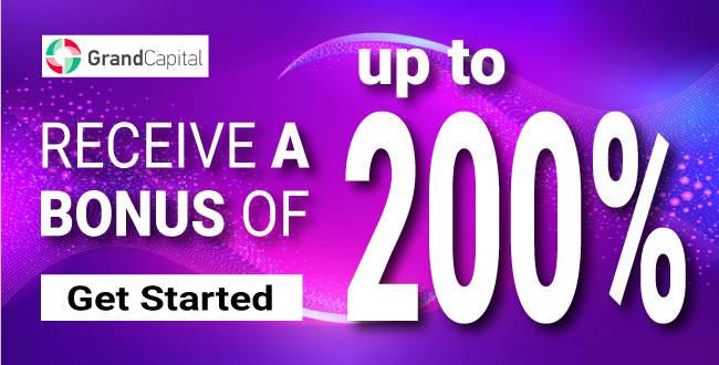 Grand Capital Exclusive offer Up to 200% Forex Deposit Bonus