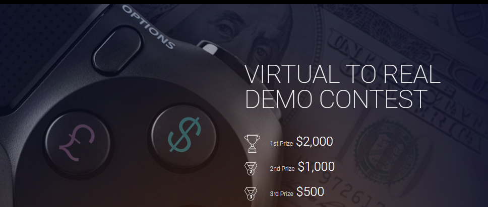 Get $2000 to Join in Virtual to Real Demo Contest on HotForex