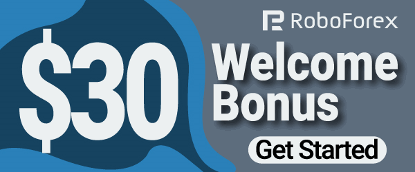 Get Free $30 Forex Welcome Bonus on RoboForex