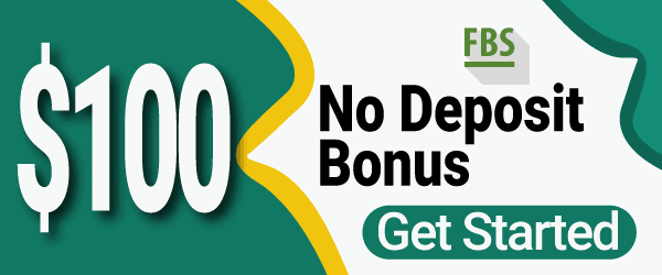 Obtain Free $100 USD Forex No Deposit Welcome Bonus on FBS