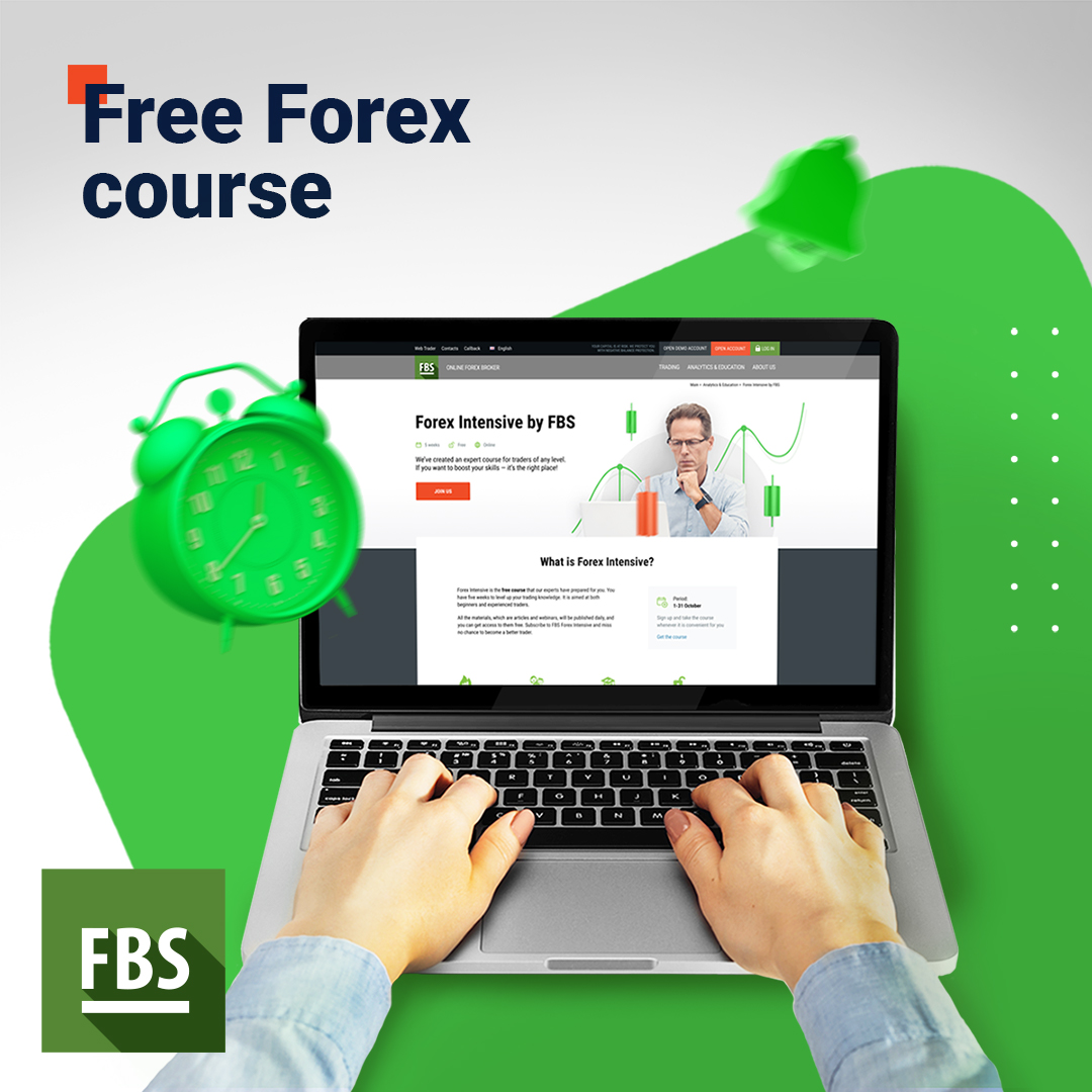 Free educational course from FBS for traders from the EEA countries